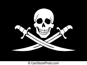 Jolly Roger Black