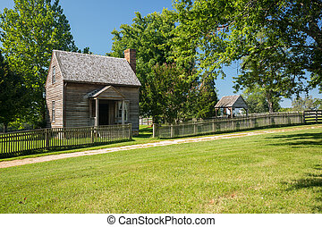 Jones Law Office at Appomattox National Park