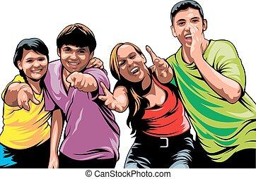jongeren