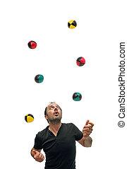 jonglera
