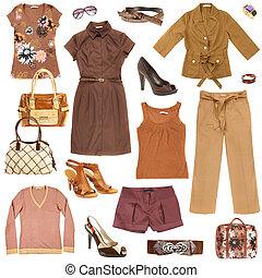 jonkvrouw, kleding