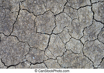 jord, cracks.