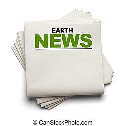 jord, nyhed