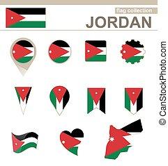 Jordan Flag Collection