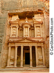 Jordan, Petra. Treasury