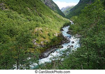Jotunheimen Park, Norway