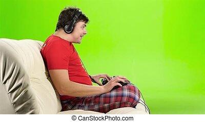 joué, expérience, jeu, gamer, ligne, jeux & paris