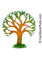 jouet, arbre