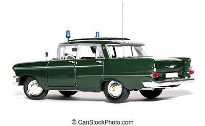 jouet, voiture allemande, 1961