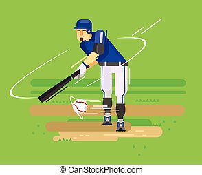 joueur base-ball