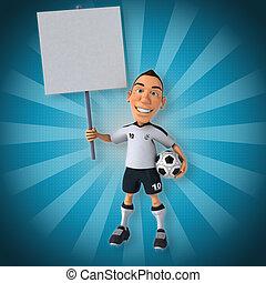 joueur football