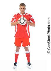 joueur, footballeur