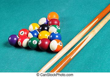 joueur, snooker