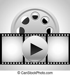joueur, vidéo, conception
