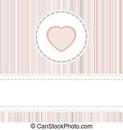 jour, 8, card., eps, valentine, vendange