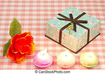 jour, cadeau, valentine