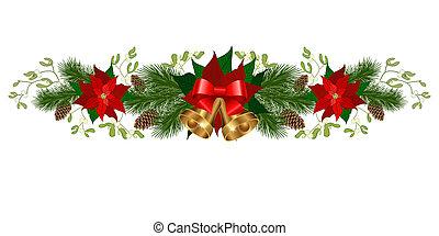 jour férié christmas, décorations
