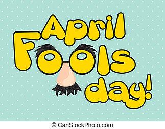 jour imbéciles avril