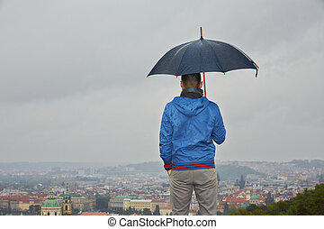 jour, pluvieux