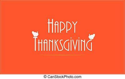 jour spécial, fond, thanksgiving