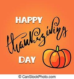 jour, template., carte, thanksgiving