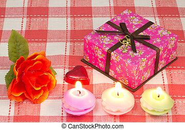jour valentine, cadeau