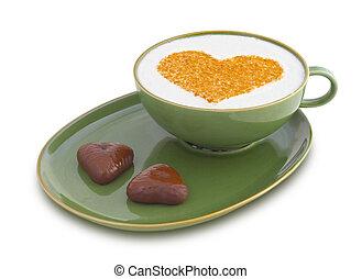 jour valentine, café, 1