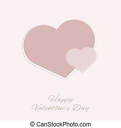 jour valentine, carte don