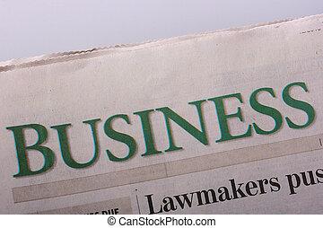 journal, business