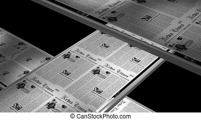 journal, presse