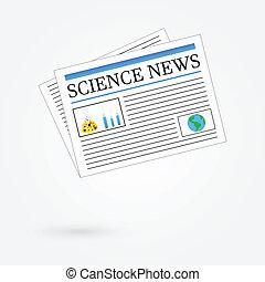 journal, science, nouvelles
