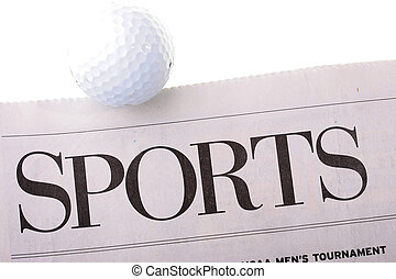 journal, sport