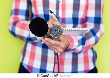 journalist., conference., ニュース, journalism.