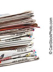journaux, local
