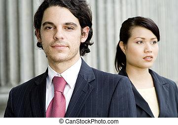 joven, empresarios