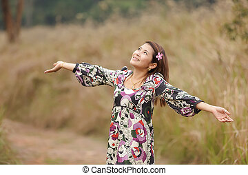 joy in nature