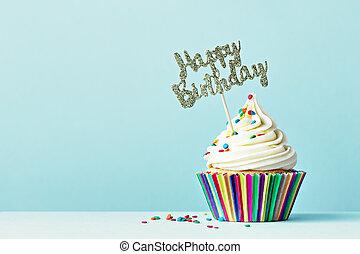 joyeux anniversaire, petit gâteau