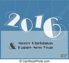 joyeux noël, et, bonne année