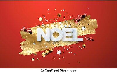 joyeux, noel.