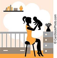 joys of motherhood
