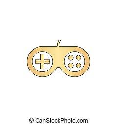 Joystick computer symbol