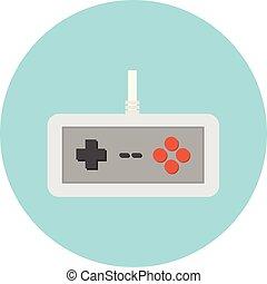 Joystick icon.