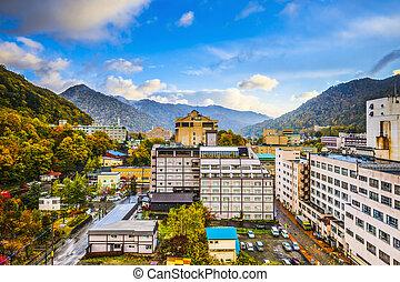 jozankei, ιαπωνία