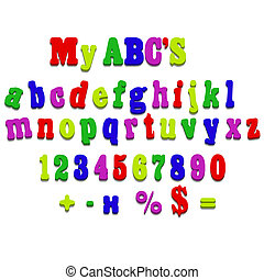 jpeg fridge magnet alphabet spelling letters - jpeg fridge ...