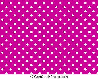 Jpg. Pink Background Polka Dots