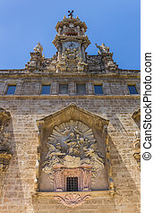 juanes, ファサド, santos, バレンシア, 教会