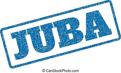 Juba Rubber Stamp
