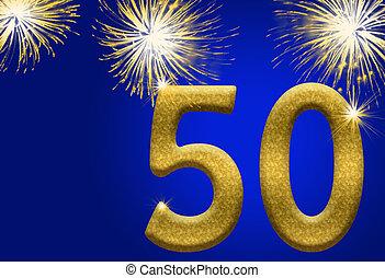 jubileum, 50th