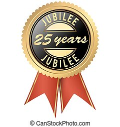 jubileum, gold lepecsétel