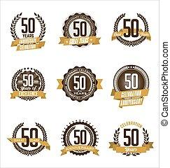 jubileum, kentekens, 50th